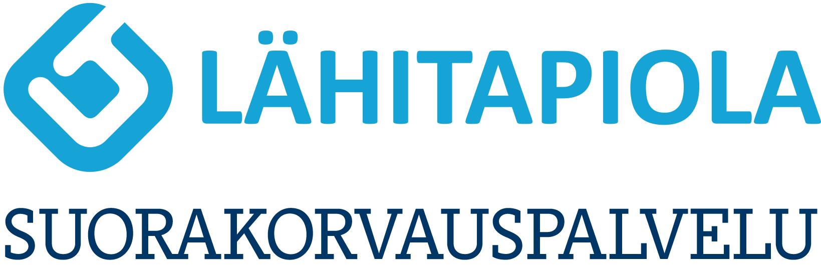 Lahitapiola_suorakorvauspalvelu_sininen logo